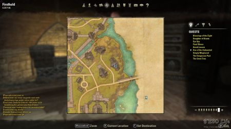 how to join a guild in eso