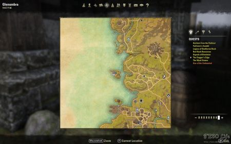 how to become a warewolf eso