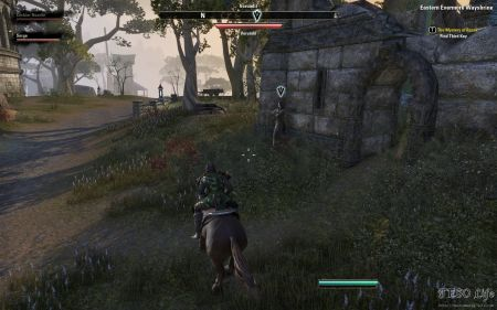 how to get to coldharbour from morrowind star eso