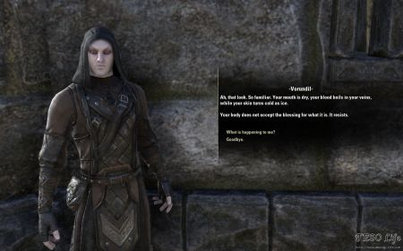 how to become a vampire eso ps4
