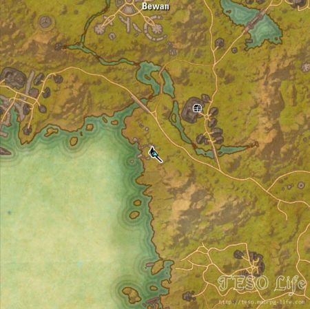 Eso Auridon Skyshards Location Map Eso Life