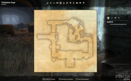 Conquer The Crypt Of Trials Skyshard - ESO Life