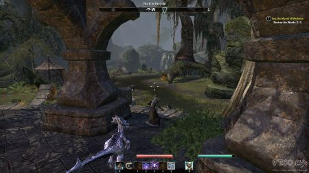 how to get to shrouded pass wayshrine in eso