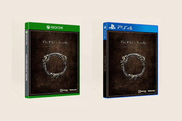 teso ps4 and xboxone