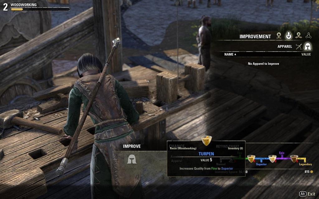 Eso How Many Crafting Professions Can You Do
