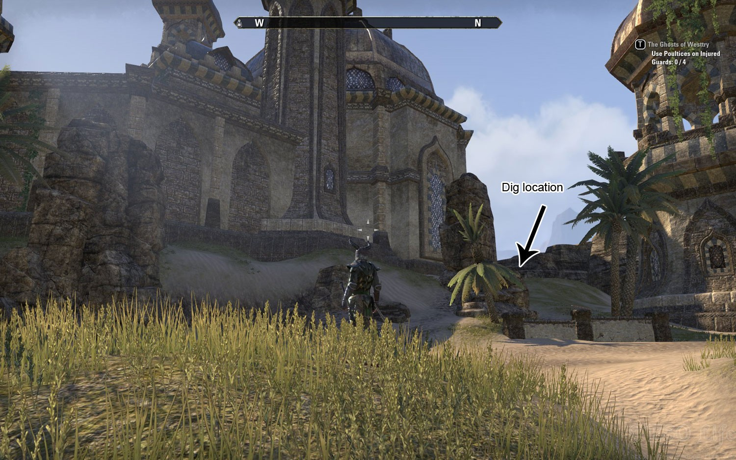 ESO Stros M'Kai Treasure Map Locations Guide