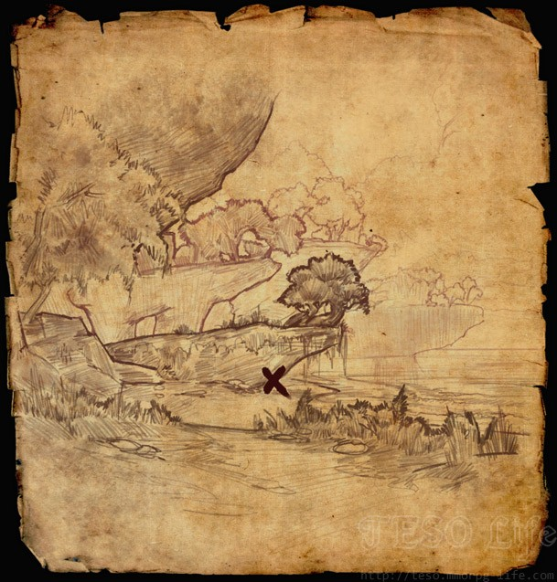 auridonauridon treasure map 4