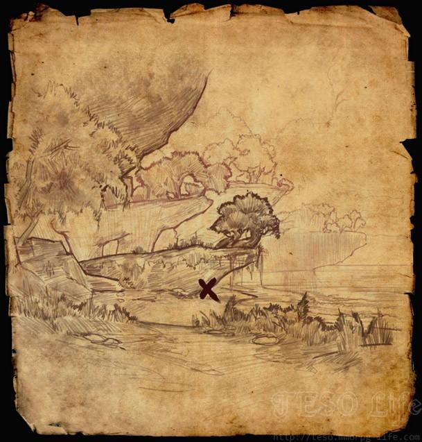 auridonauridon treasure map 4