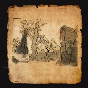 Bal Foyen CE Treasure Map
