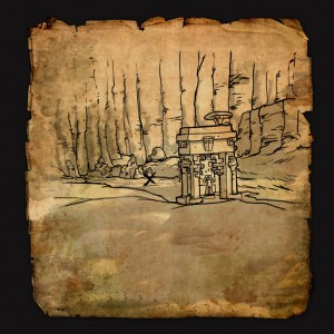 eso Bal Foyen Treasure Map I