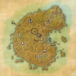 eso Betnikh CE Treasure Map location