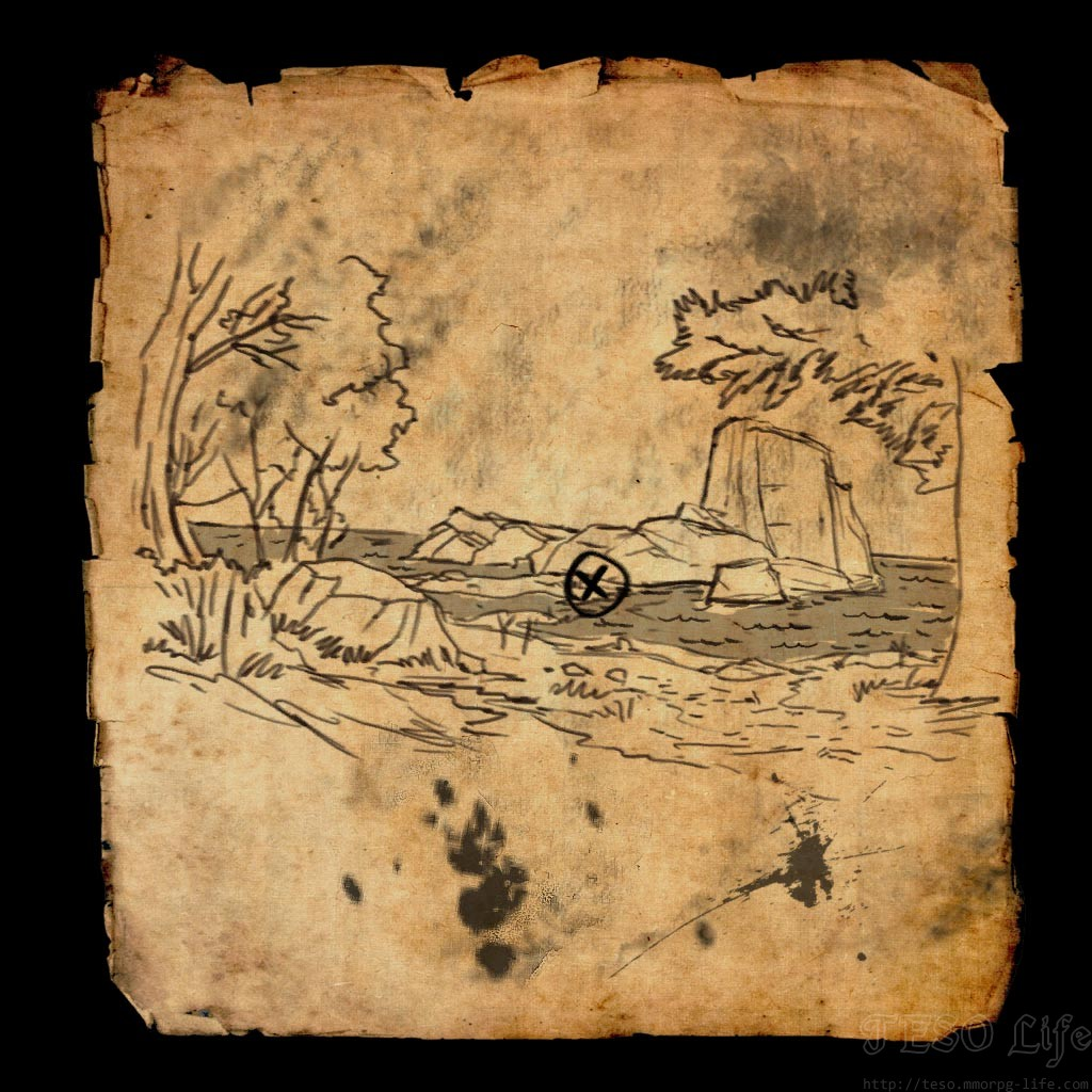 eso Betnikh Treasure Map II