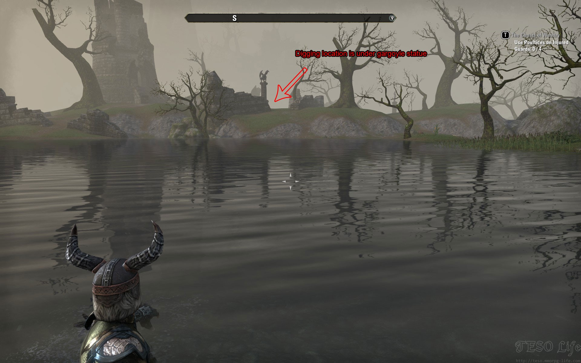 eso Glenumbra CE Treasure Map location