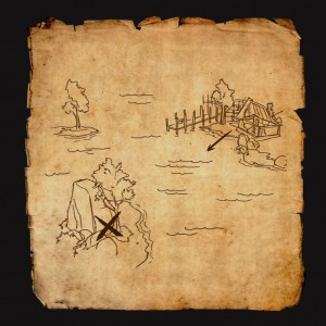 Glenumbra Treasure Map I