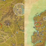 ESO Glenumbra Treasure Map Locations Guide