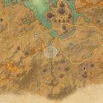 Stonefalls CE Treasure Map location