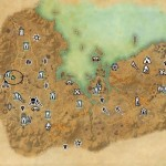 eso Stonefalls Treasure Map IV world location