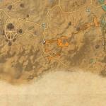 Stonefalls Treasure Map VI location