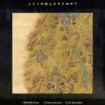 Bal Foyen Treasure Map II location