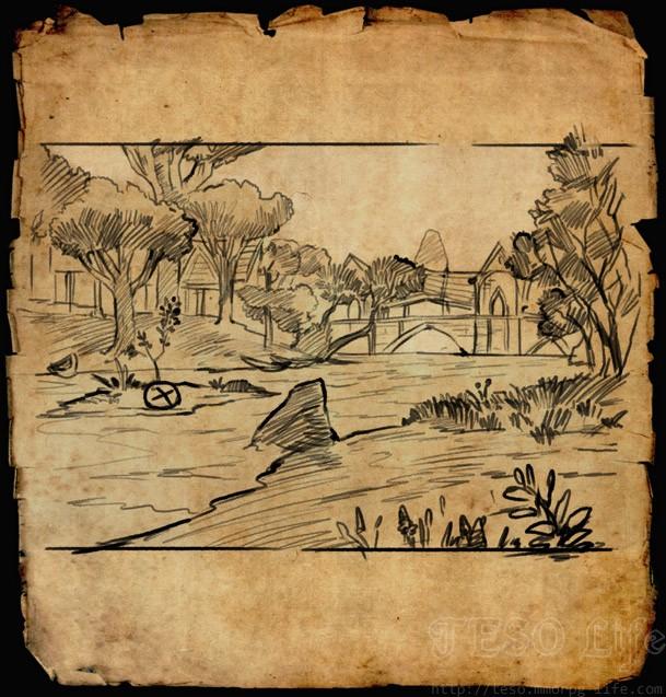 auridon treasure map 5
