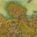 auridon treasure map 6  location