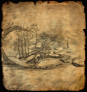 treasure map bleakrock 1