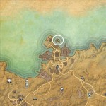 Alik'r Desert Treasure Map IV Dig Location