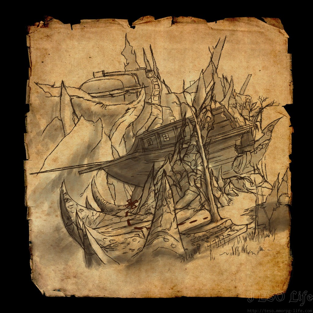 CE treasure map coldharbour