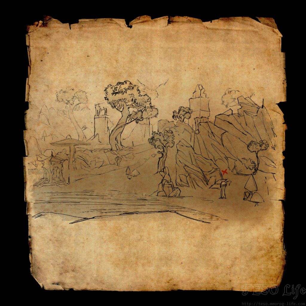 Deshaan Treasure Map III