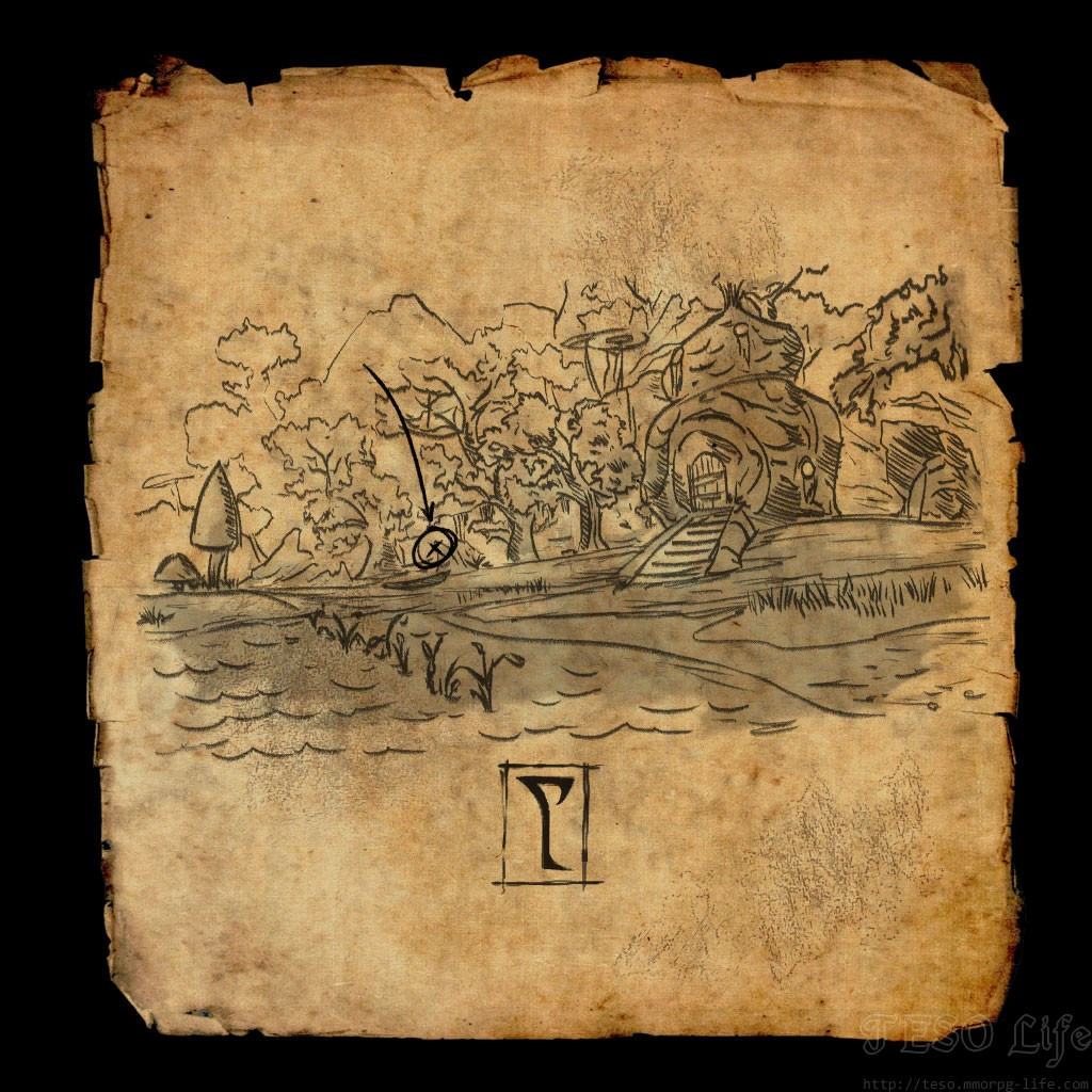 Deshaan Treasure Map V