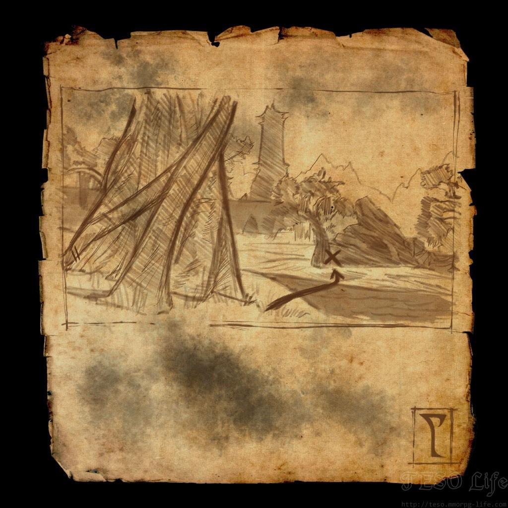 Deshaan Treasure Map VI