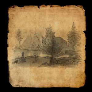 Eastmarch Treasure Map I