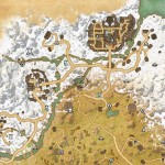 Eastmarch Treasure Map I location
