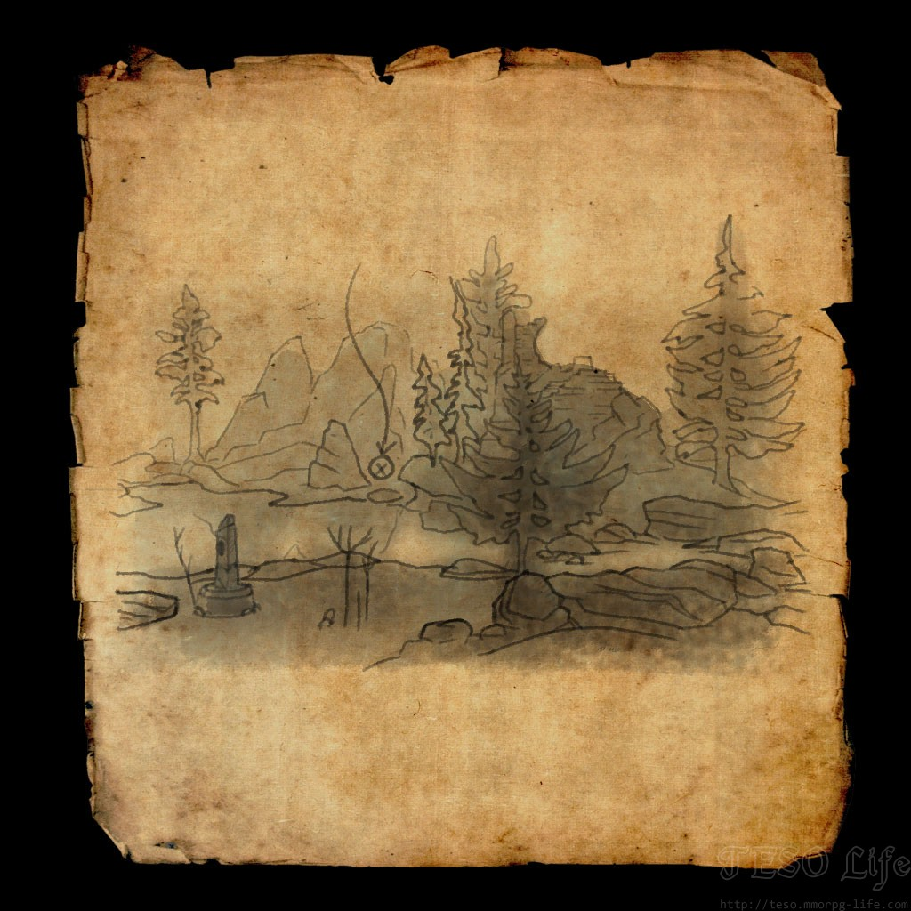 Eastmarch Treasure Map I