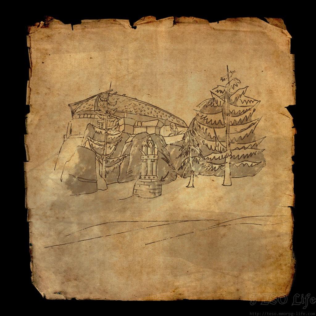 Eastmarch Treasure Map II