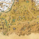 Eastmarch Treasure Map III location