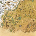 Eastmarch Treasure Map IV location