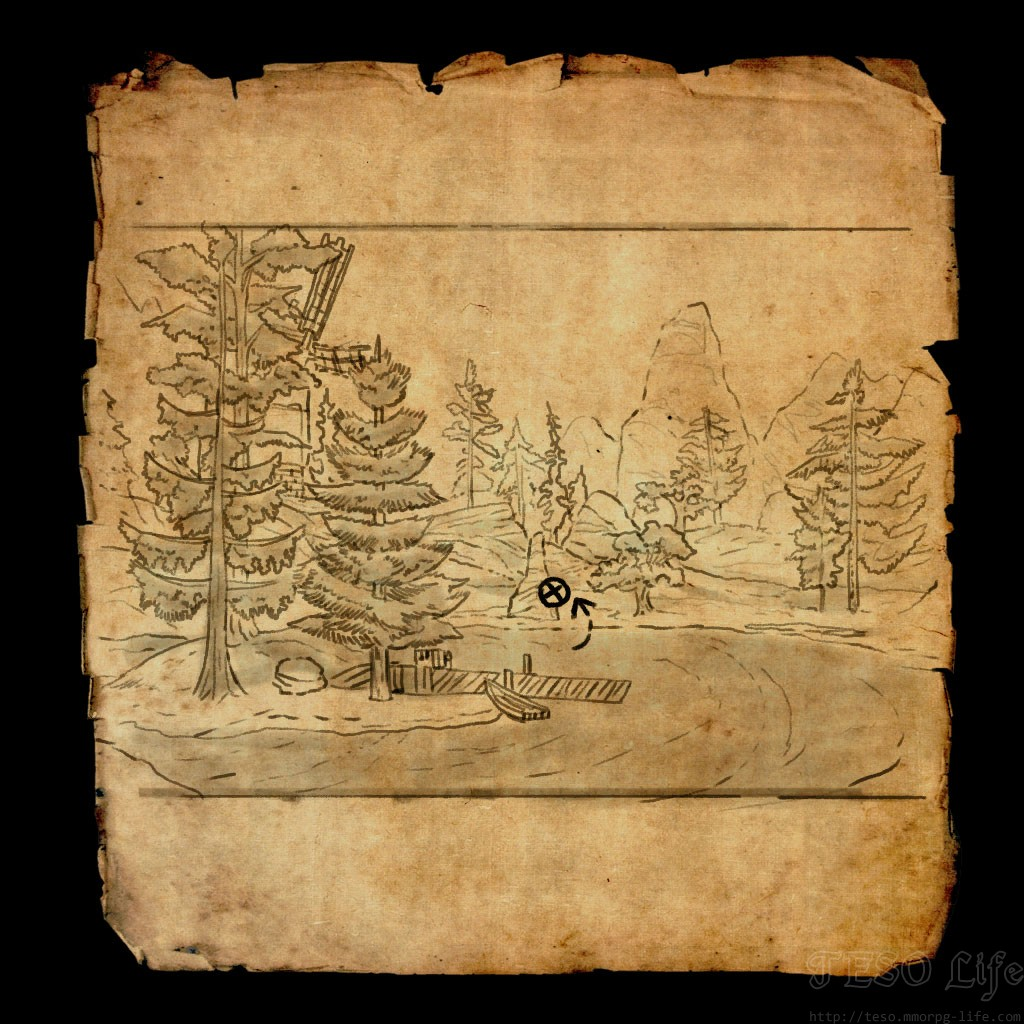 Eastmarch Treasure Map IV