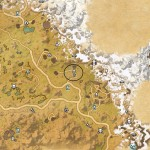 Eastmarch Treasure Map VI location