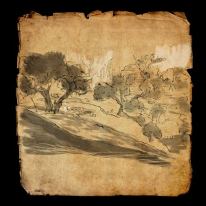 Greenshade Treasure Map III