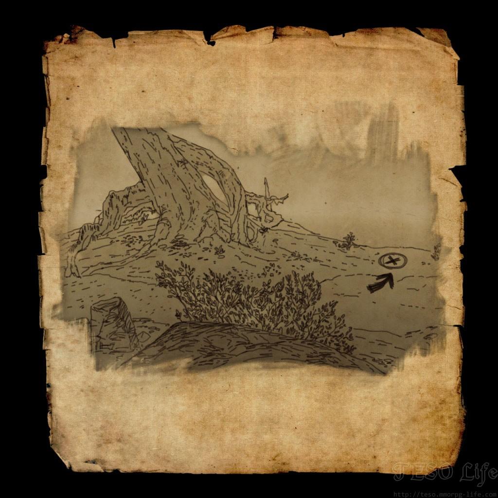 malabal tor treasure map IV