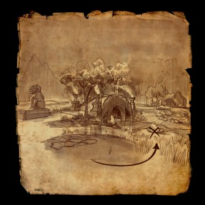 Reapers March CE Treasure Map
