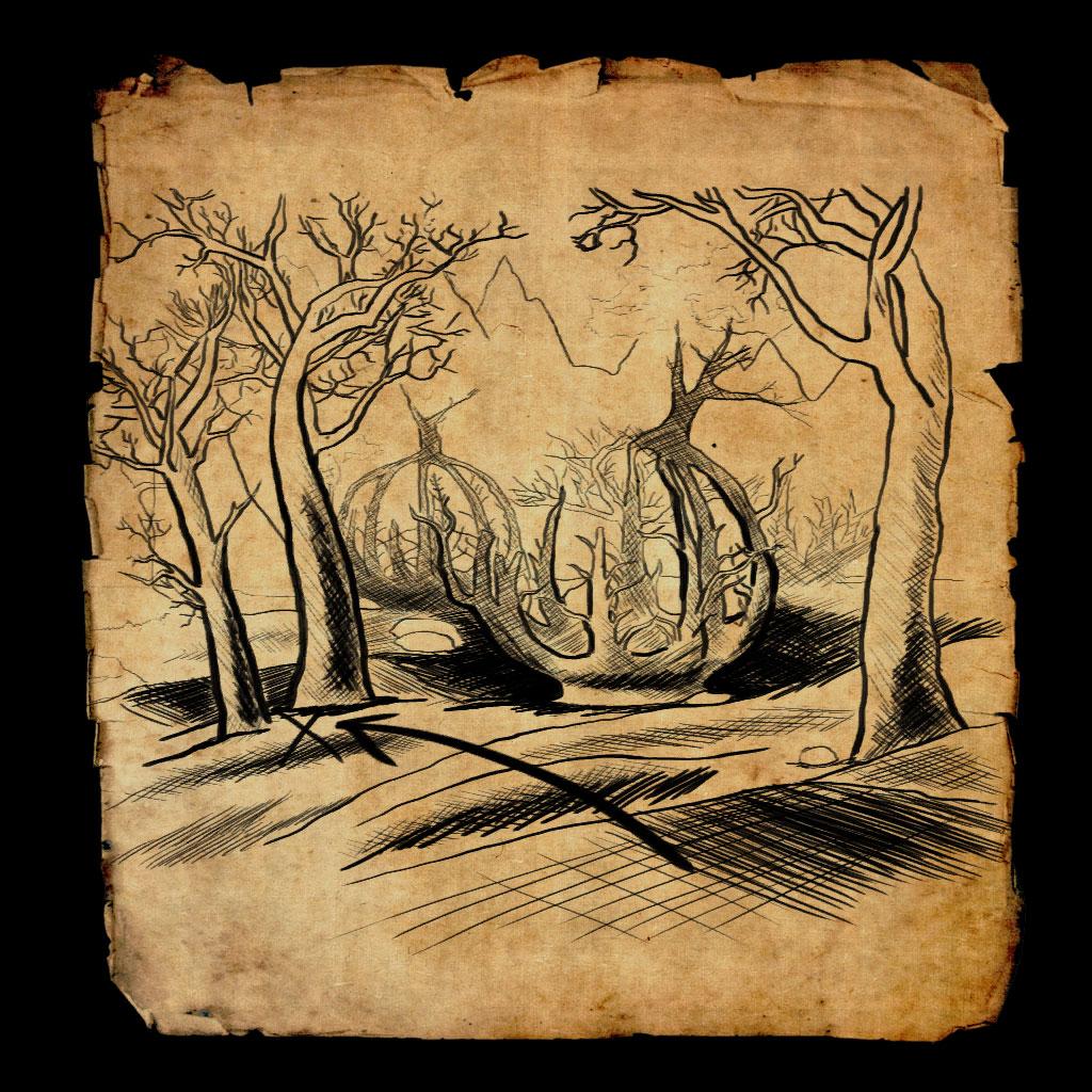 Reaper's March Treasure Map II