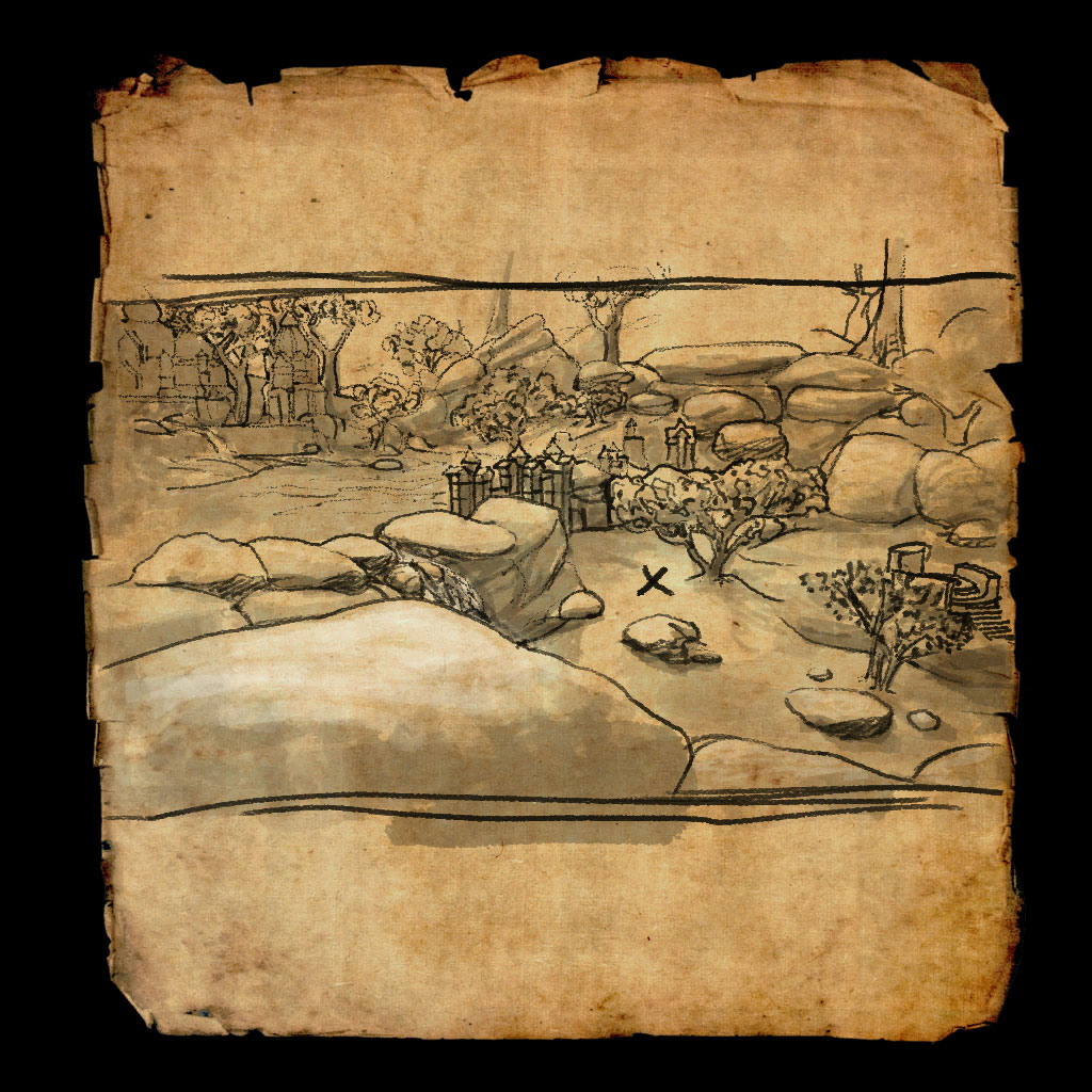 Reaper's March Treasure Map III