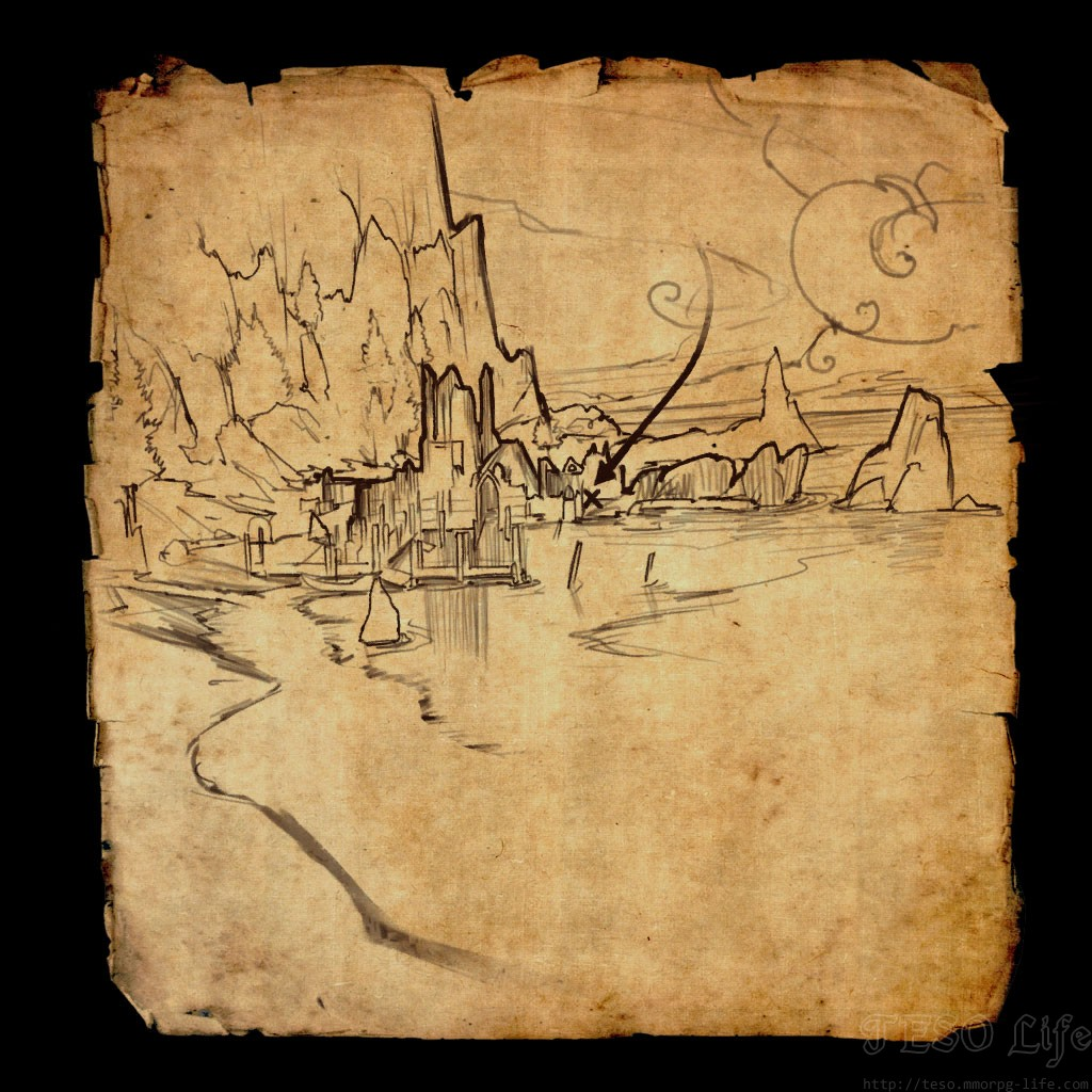 Rivenspire Treasure Map VI