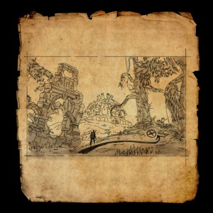 ESO Shadowfen Treasure Map Locations Guide on green shade treasure map, the rift ce treasure map, eso stone falls ce treasure map, deshann eso ce treasure map,
