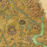 Shadowfen CE Treasure Map location