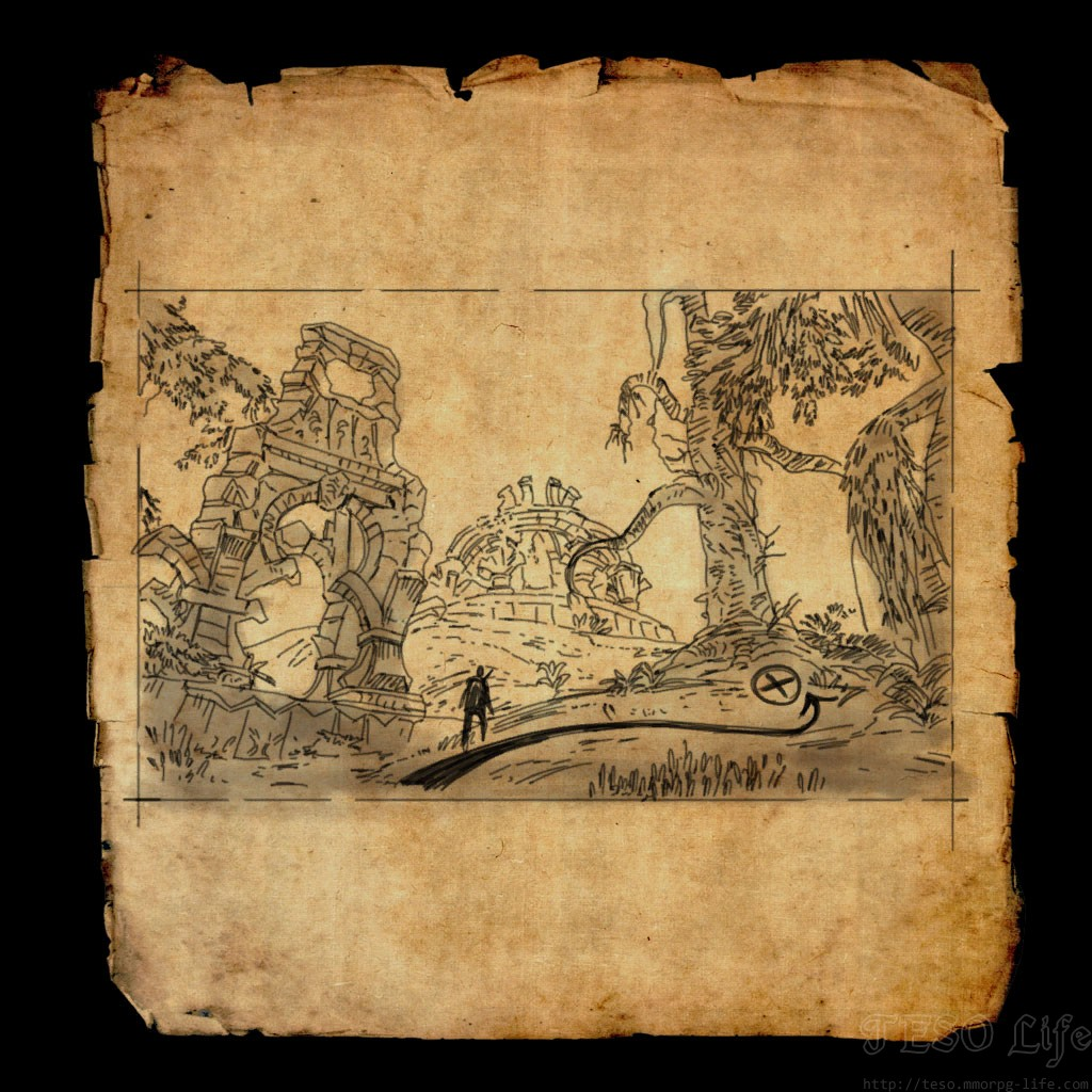 Shadowfen CE Treasure Map