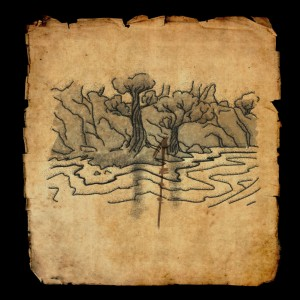 Shadowfen Treasure Map I