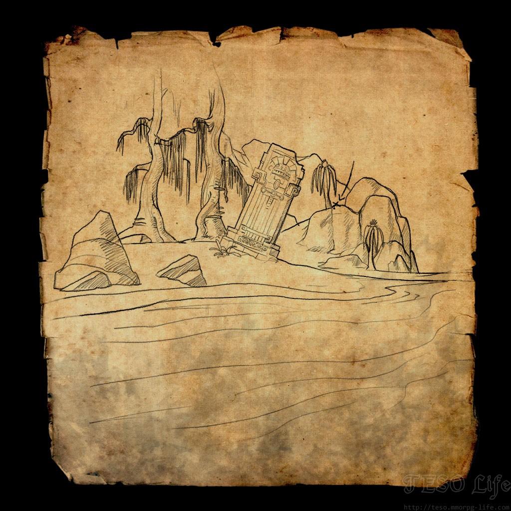 Shadowfen Treasure Map II